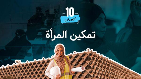 تمكين المرأة السعودية